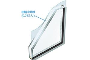 防犯ガラスの取替・修理